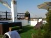 Hotel Casa del Trigo | Terraza
