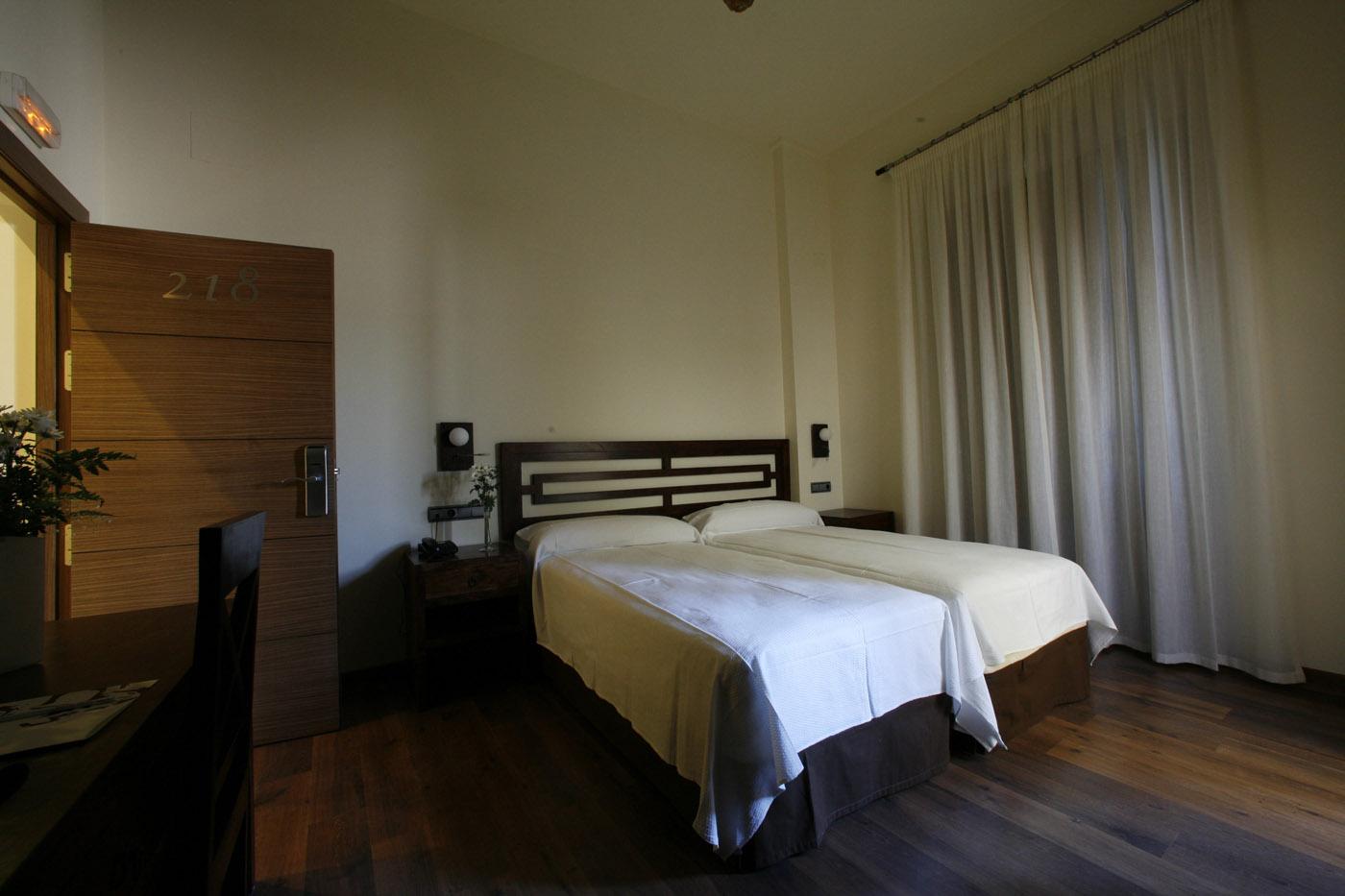 Hotel Casa del Trigo | Habitación doble twin